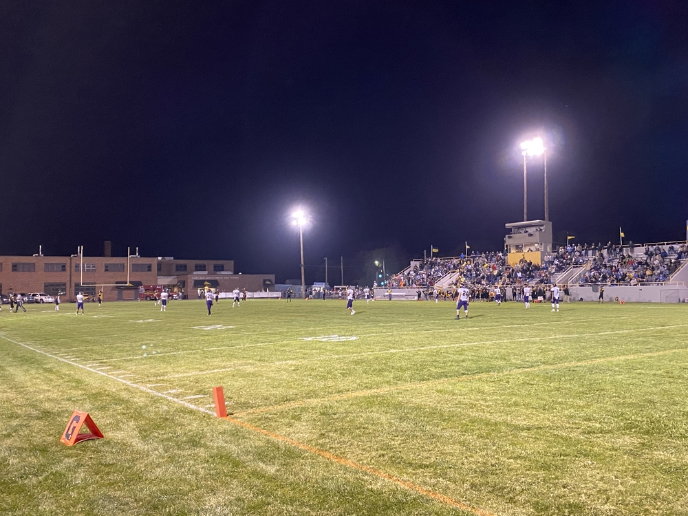HS Football Falls to Goodland