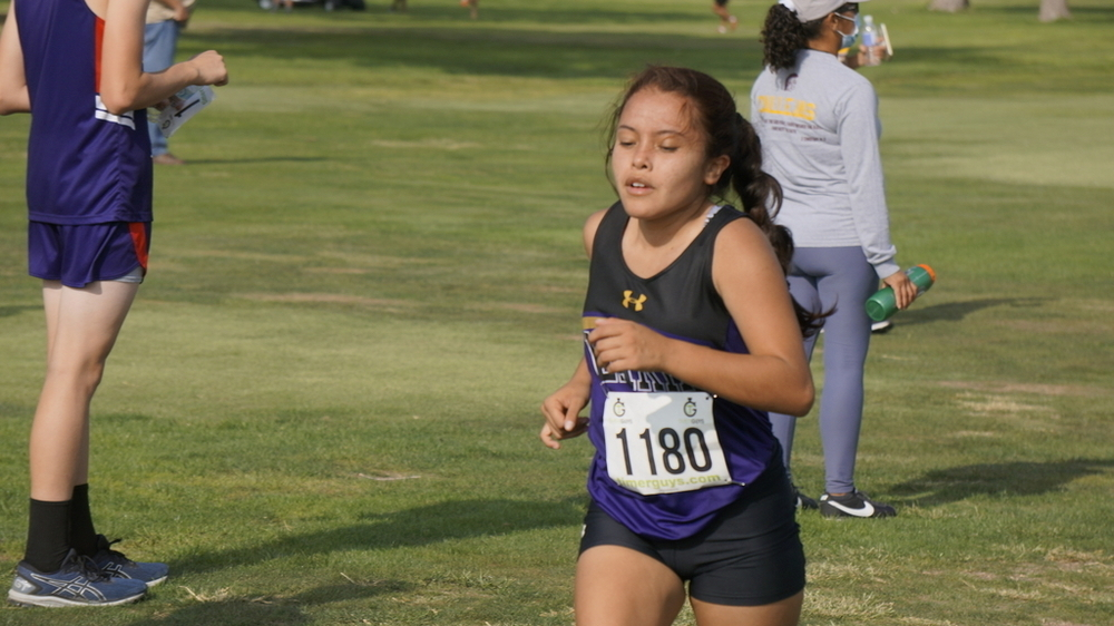 Cross Country Competes Twice