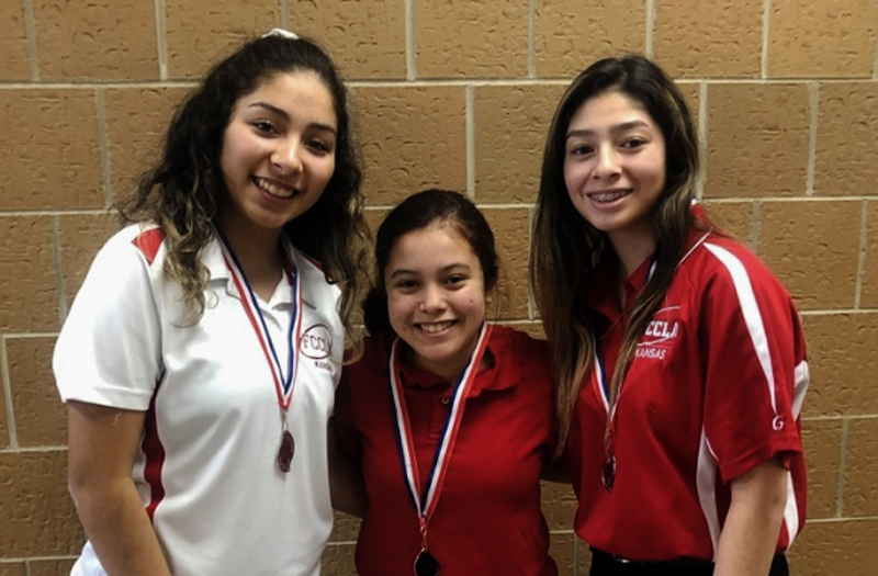 Three qualify for state FCCLA