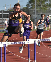 Track Team Finishes Second
