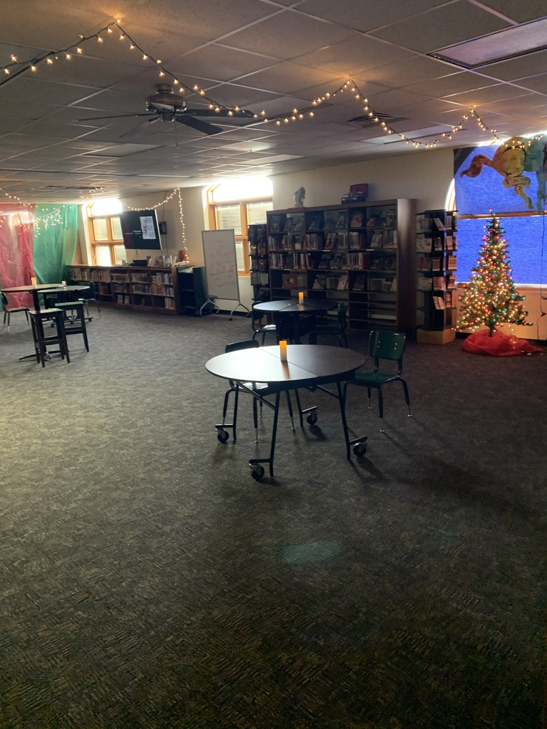 LHS Christmas cave