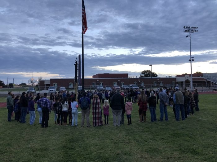 Whole group at SYATP.