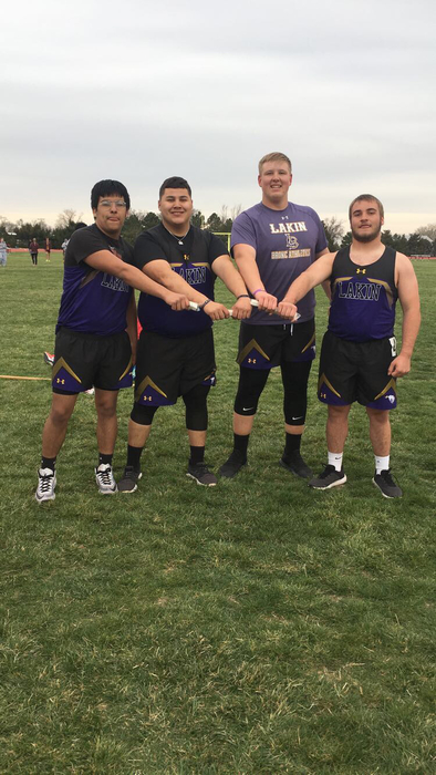 Thrower's Relay