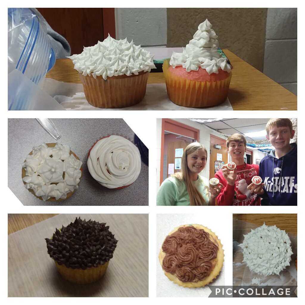 Cupcake Decorating