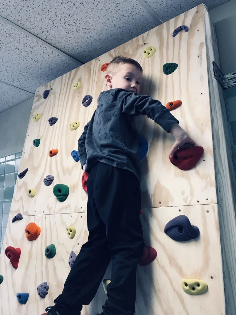 Love the rock wall!