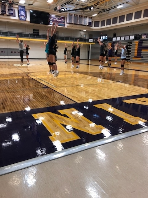 LHS VB Camp